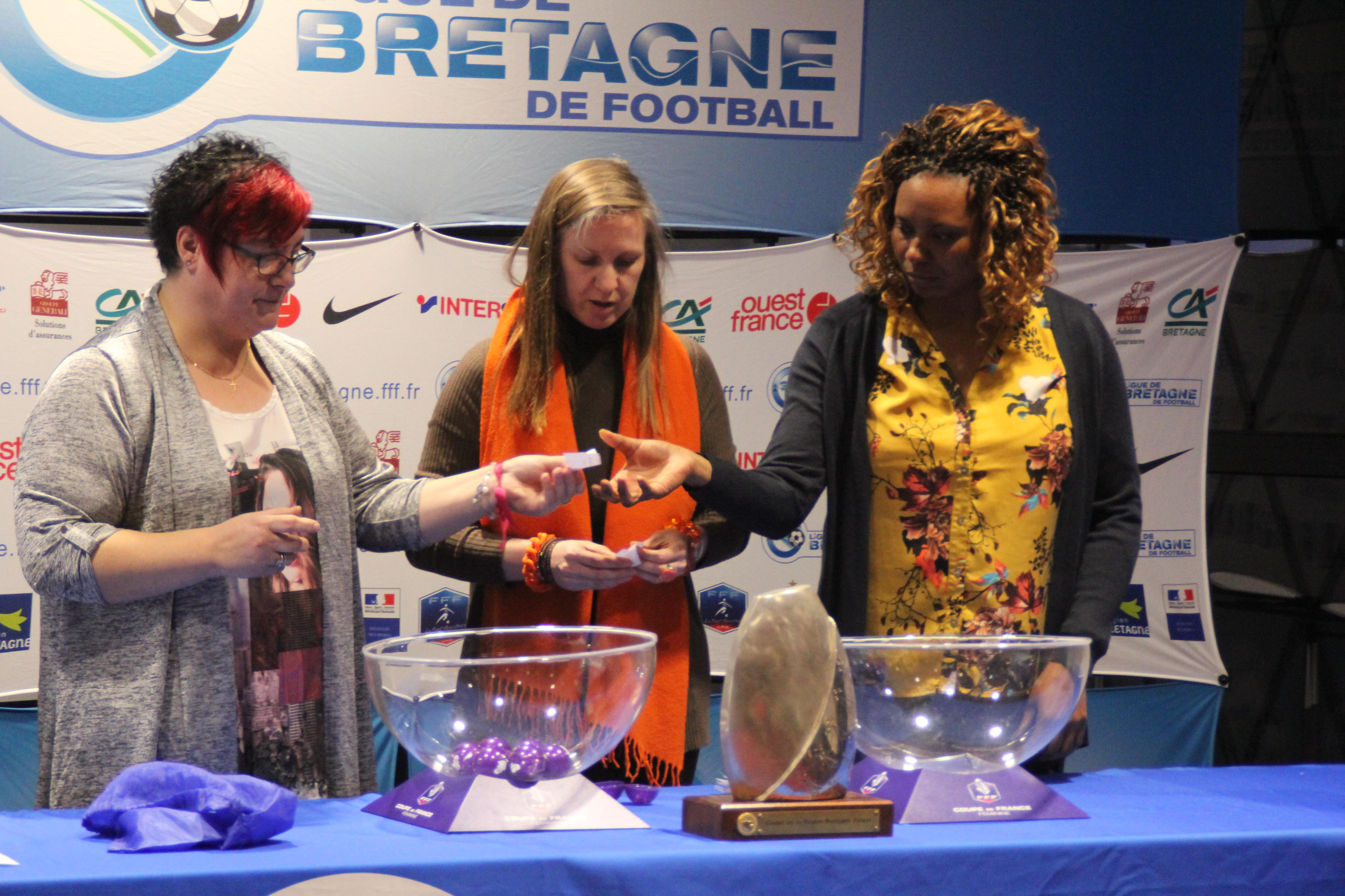 Tirage ligue bretagne de football - Tirage coupe de bretagne football ...
