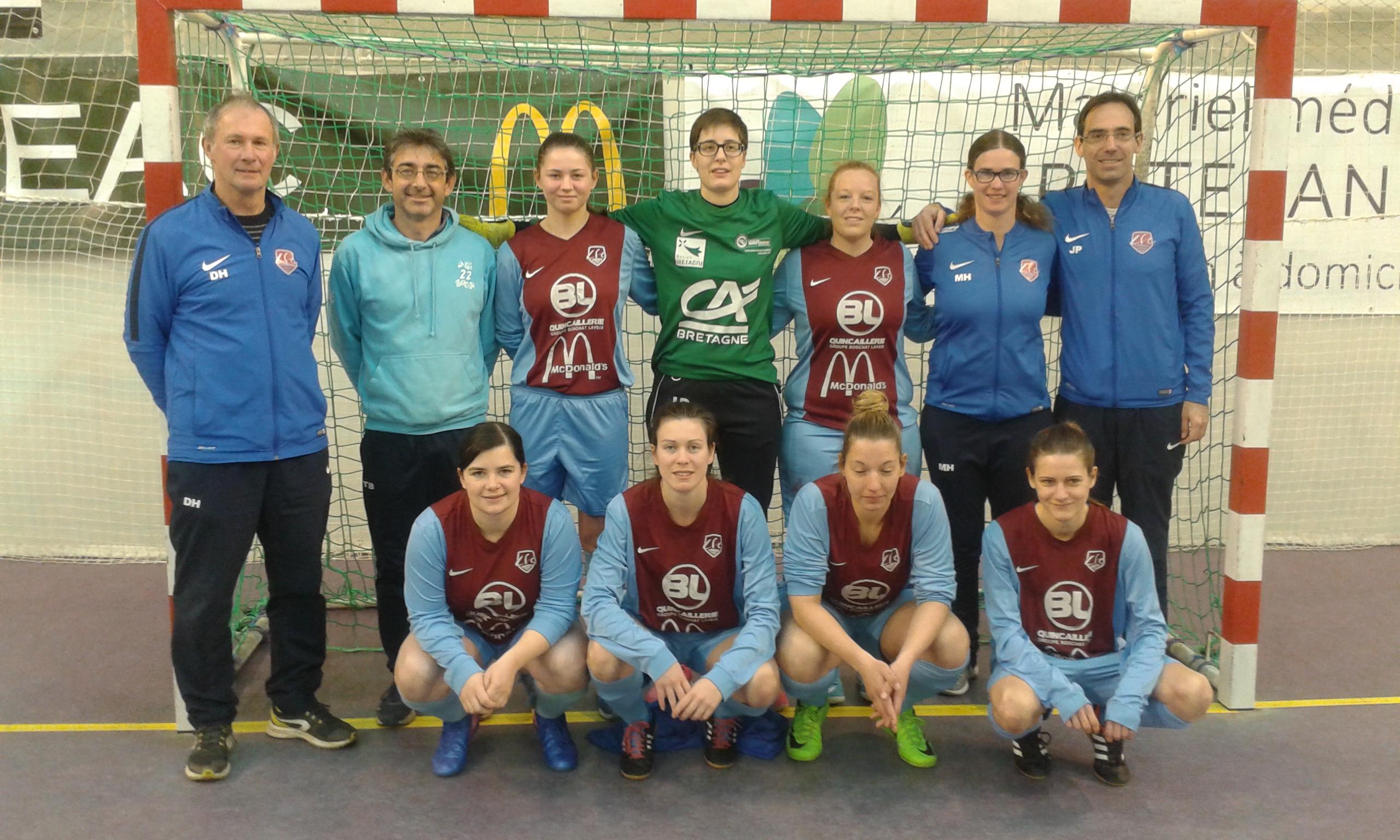 Coupe r gion bretagne futsal f minin phase qualificative ligue bretagne de football - Coupe de bretagne seniors ...