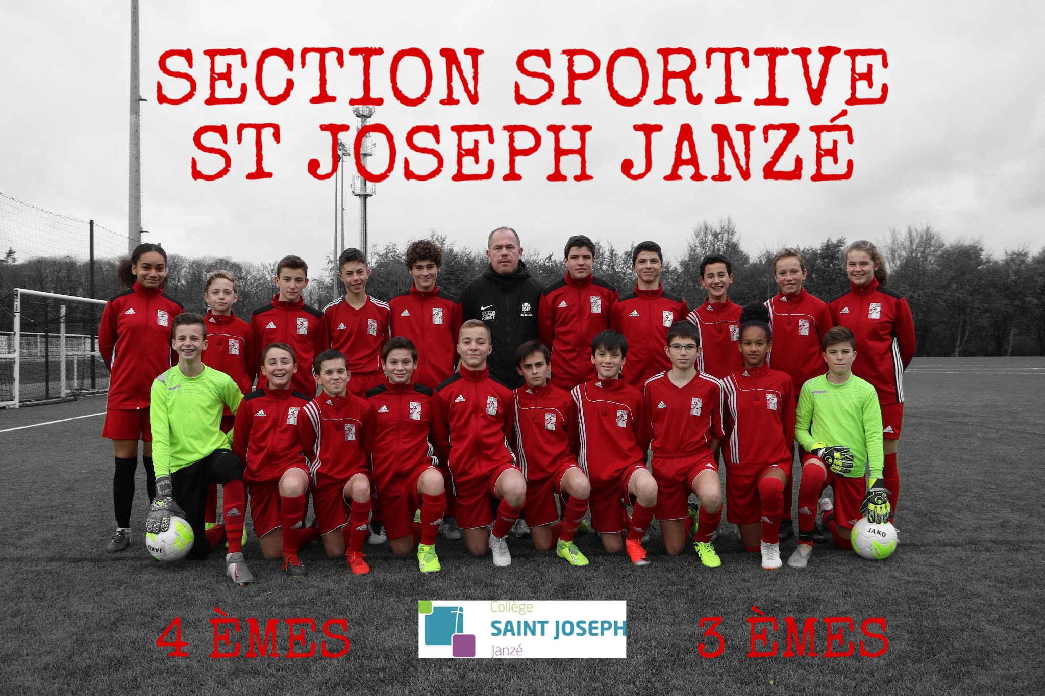 Zoom Sur Nos Sections Sportives College St Joseph Janze Ligue